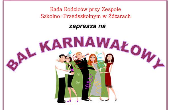 Zaproszenie Na Bal Karnawałowy Wiadomości Lokalnewiadomości Lokalne